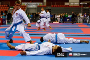 Polish Open 2016 - Day 1
